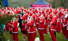 Almost 300 runners take part in this year's Dorothy House Santa & Elf Run