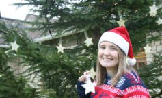 Local charity decorates Christmas tree to honour those with osteoporosis