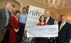 Helen Straker Charity raises £36,000 for RUH's Forever Friends Appeal