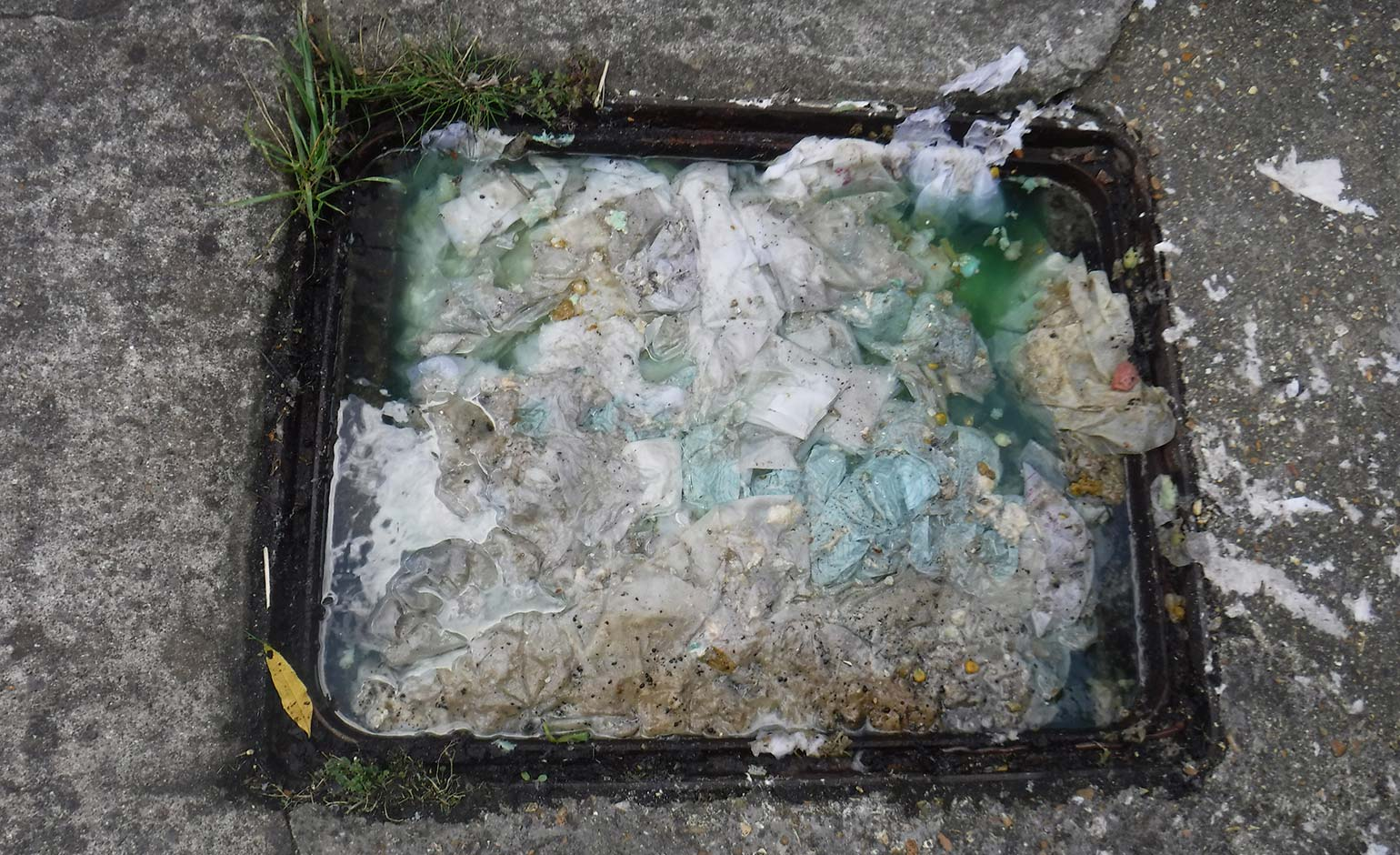 Wessex Water issues warning after wet wipes found in 93% of sewer blockages