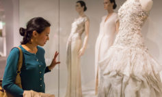 Royal wedding ensemble set to go on display at the Fashion Museum Bath