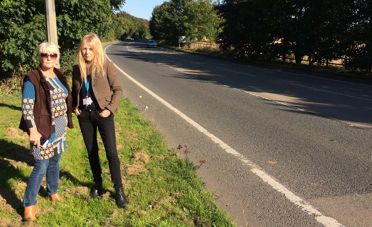 Councillors call for further action following latest crash on Peasedown bypass