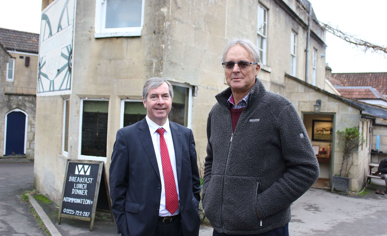 Landlord helps Michelin-listed Bath pub save thousands on energy bills