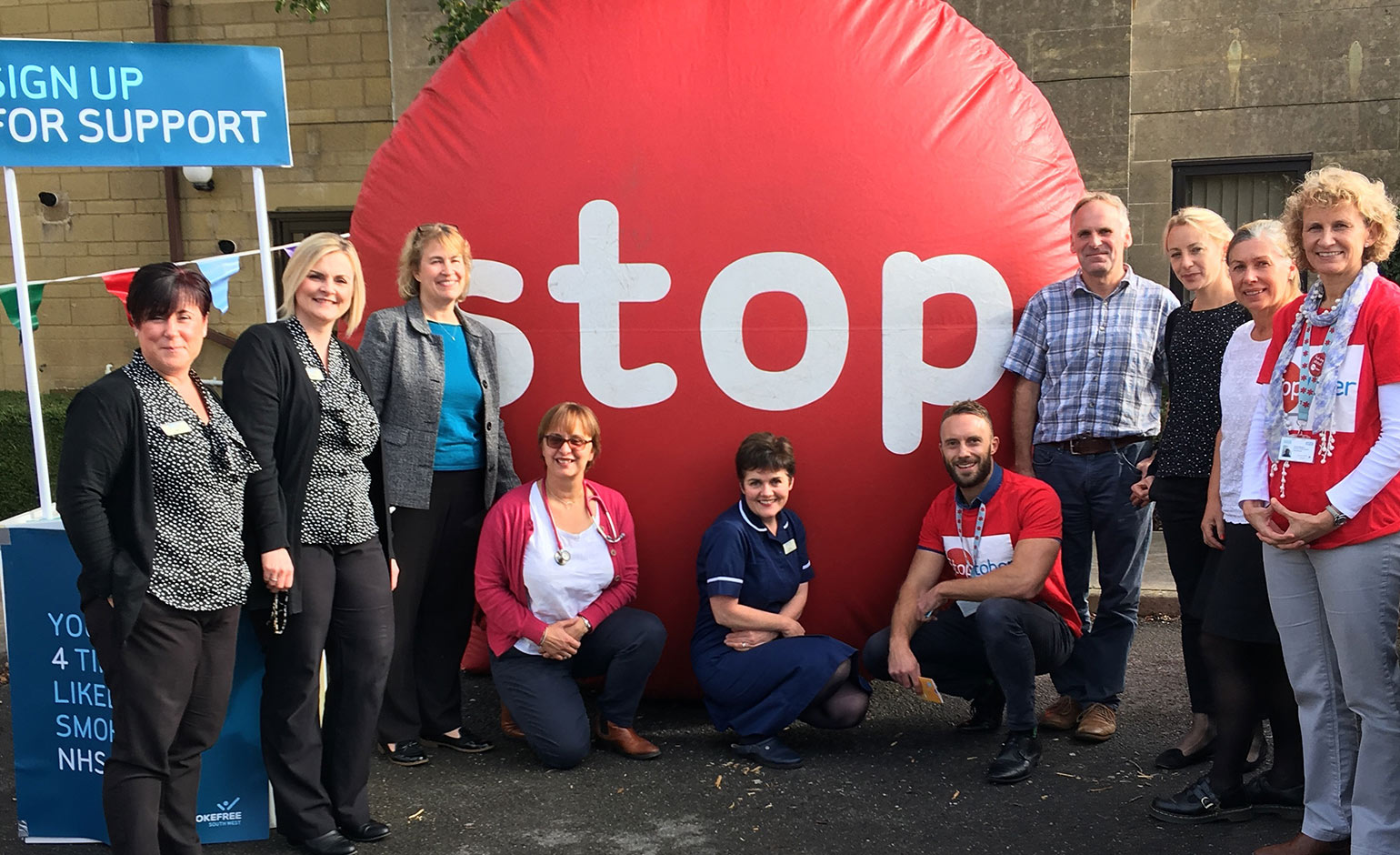 Stoptober deemed a success across Bath and North East Somerset