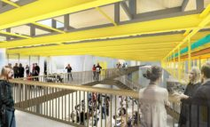 Work begins on transforming former factory into new art and design campus