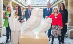 Giant owl trail featuring 100 sculptures set to arrive in Bath later this year