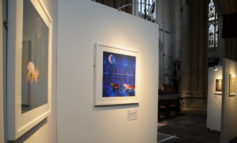 New exhibition opens in Bath Abbey to mark lead up to Easter