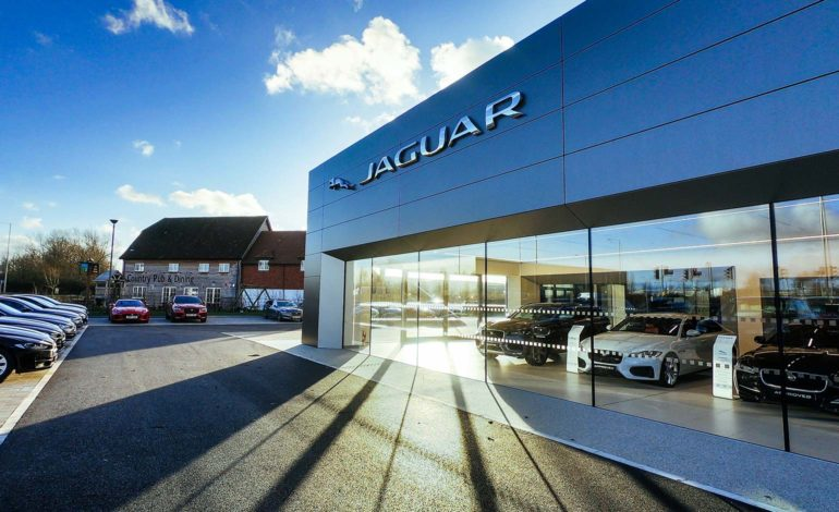 The Dick Lovett Group Has Joined The Jaguar Land Rover Family, With The  Launch Of A Brand New State Of The Art Showroom In Melksham, Near Bath.