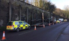 40 vehicles stopped and inspected as part of commercial safety checks