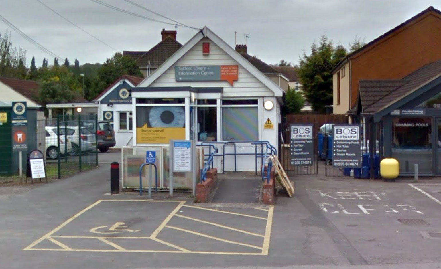 Post Office set to reopen in Saltford later this year with new community library