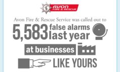 Businesses urged to play their part in tackling number of false fire alarms