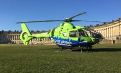 Air ambulance charity asks residents of Bath to help find their first patients