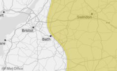 Snow possible in Bath this weekend as Met Office issues yellow weather warning