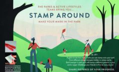 Local families encouraged to get outdoors and Stamp Around this spring