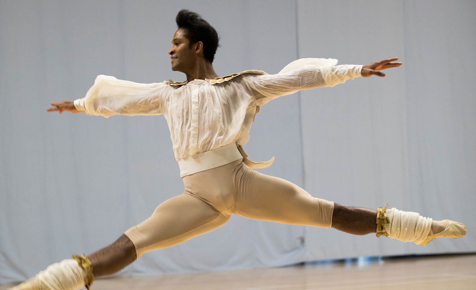 Special Royal Ballet performance marks One Young World Bath initiative