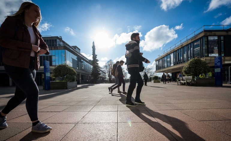 University of Bath ranked fourth in the country for student experience