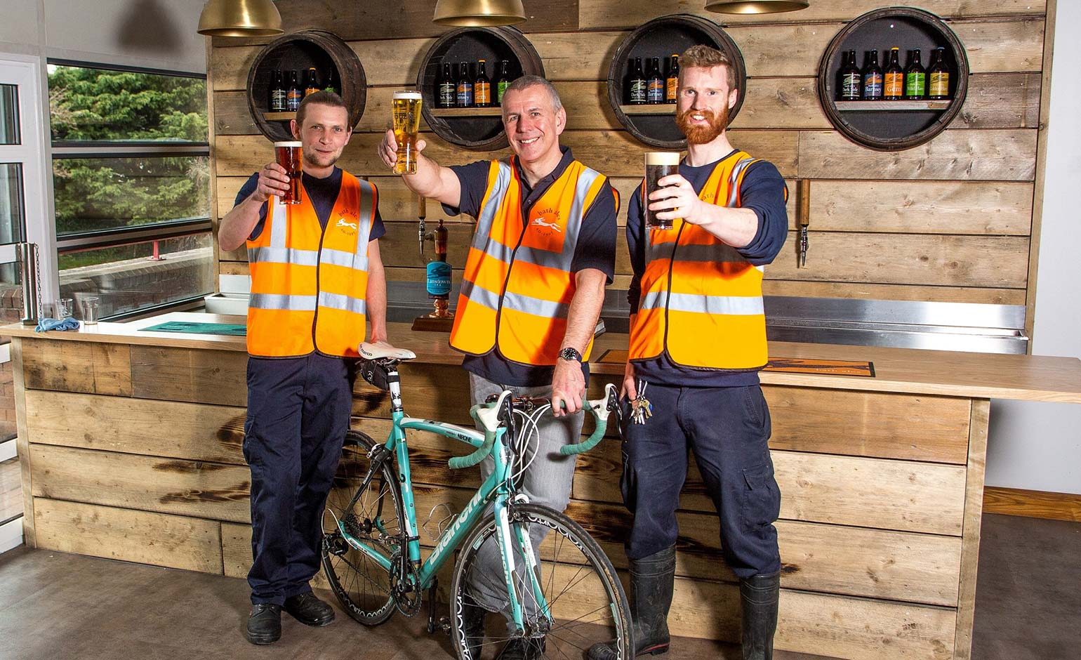 Local brewer Bath Ales announces support for this year's Bike Bath event