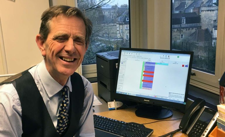 Bath GP set to retire after 35 years working as a family doctor in the city