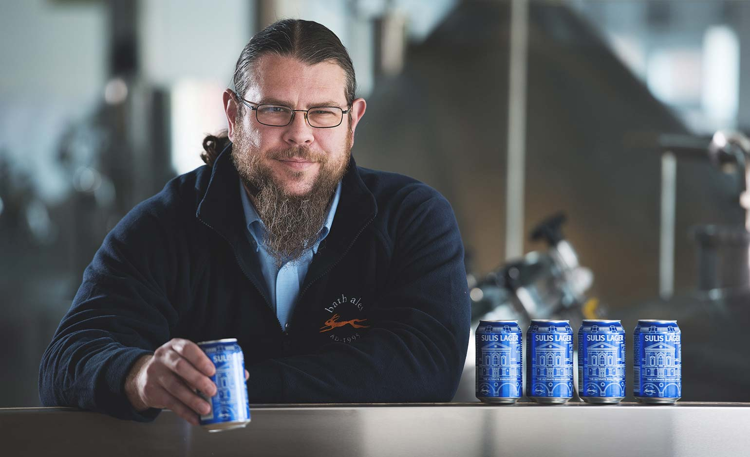 New Bath Ales lager to make a splash at Tesco stores across the country
