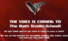 Budding stars invited to audition for The Voice at The Bath Studio School