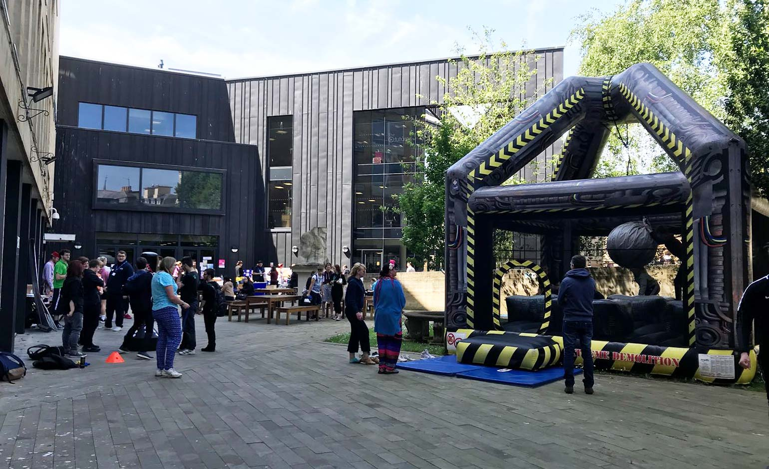 Bath College marks Mental Health Awareness Week with Wellbeing Festival