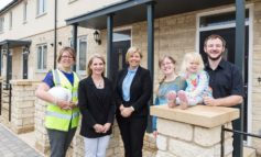 Bath MP launches new affordable housing at former MoD Ensleigh site