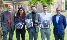Multi Oscar-winner awards special bursaries to Bath Spa University students