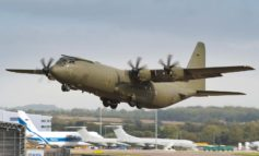 Microlight in 'bloody close' near-miss with RAF Hercules aircraft near Bath