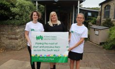 Children's Hospice South West named Bath Half Local Charity of the Year