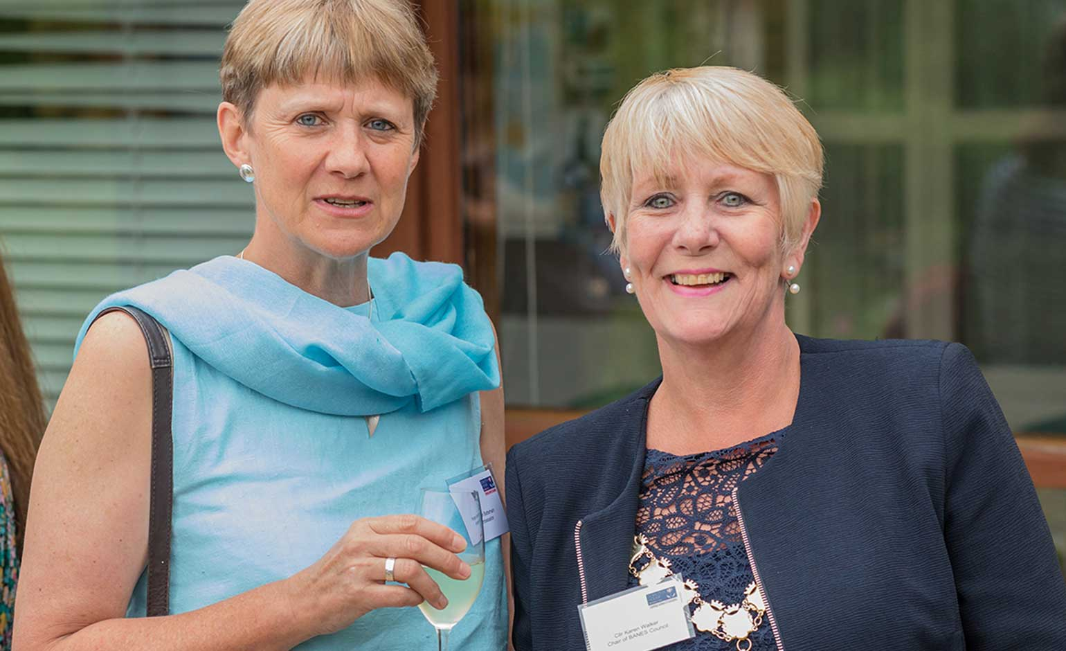 Summer Reception helps highlights work of local hospice Dorothy House
