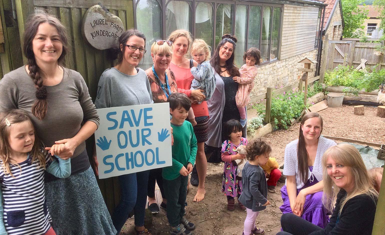 Community leaders in Peasedown back campaign to keep village school open