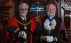 Cllr Patrick Anketell-Jones formally appointed as 791st Mayor of Bath