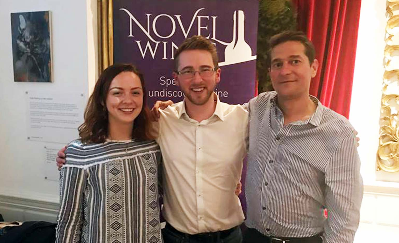 Bath-based Novel Wines winner of 2018 'Best Wine Merchant' award