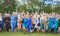 Help celebrate 70 years of the NHS by joining Bath Skyline parkrun this July