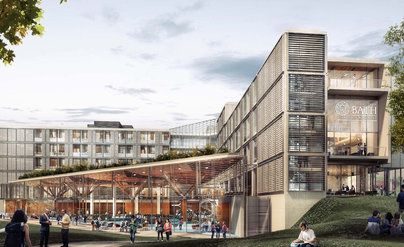 Bath Uni gets green light for new £70m School of Management ...
