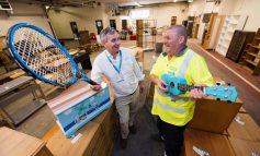 Locals encouraged to bag a bargain at upcoming reuse sale in Keynsham