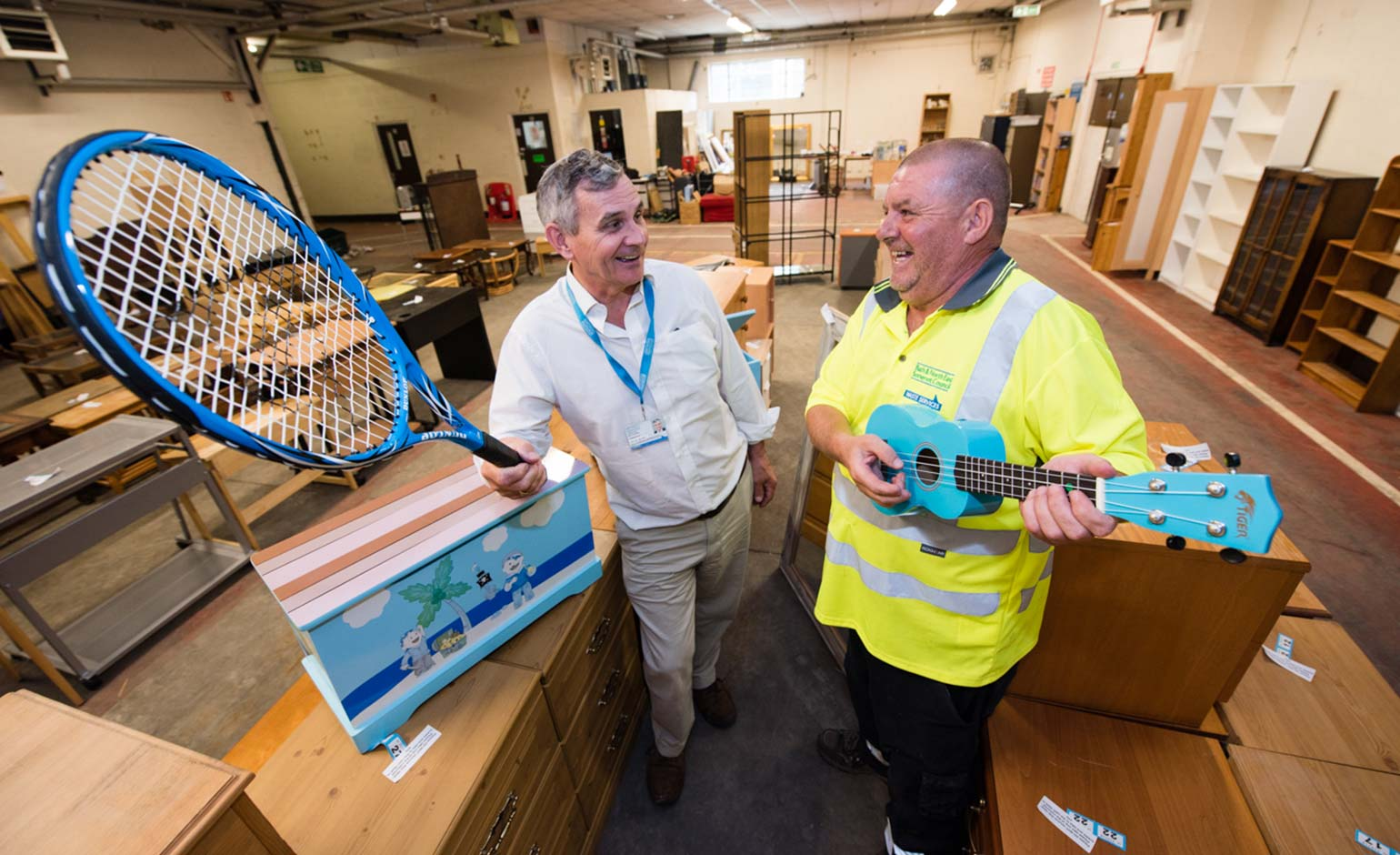 Locals invited to grab a bargain at upcoming re-use sale in Keynsham