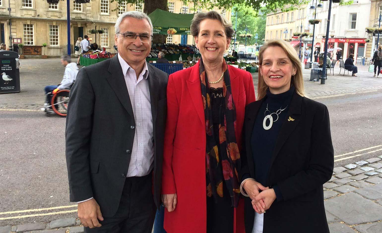 Lib Dem Sue Craig becomes Kingsmead councillor following by-election