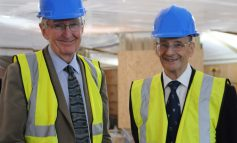 Friends of Bath Abbey donate £700,000 to ongoing Footprint Project