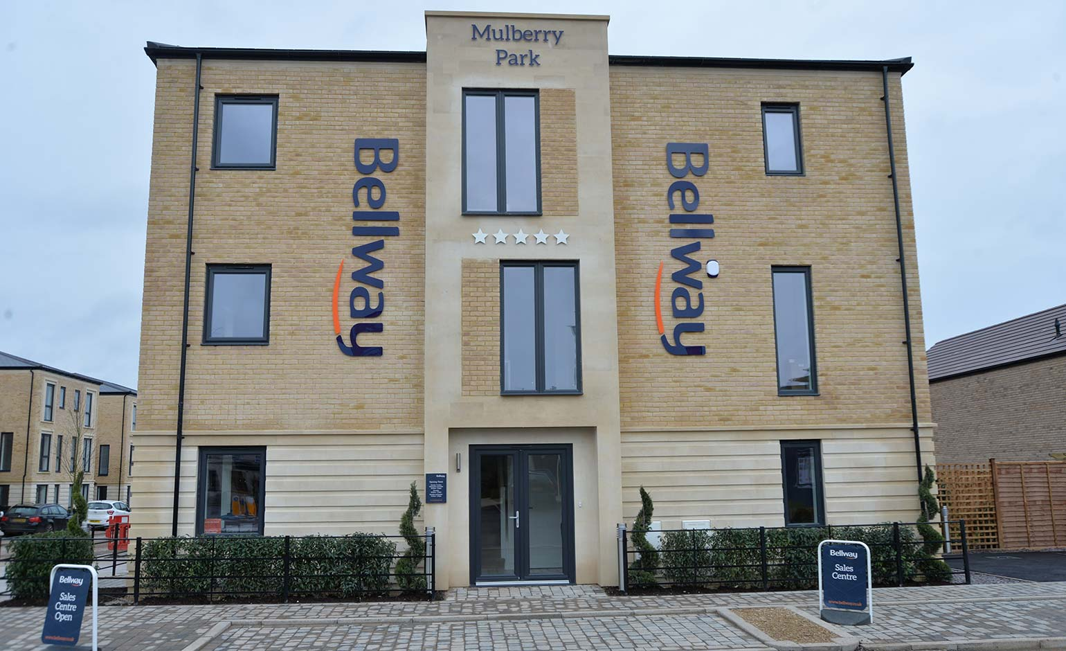 Transformation of Mulberry Park development in Bath reaches halfway point