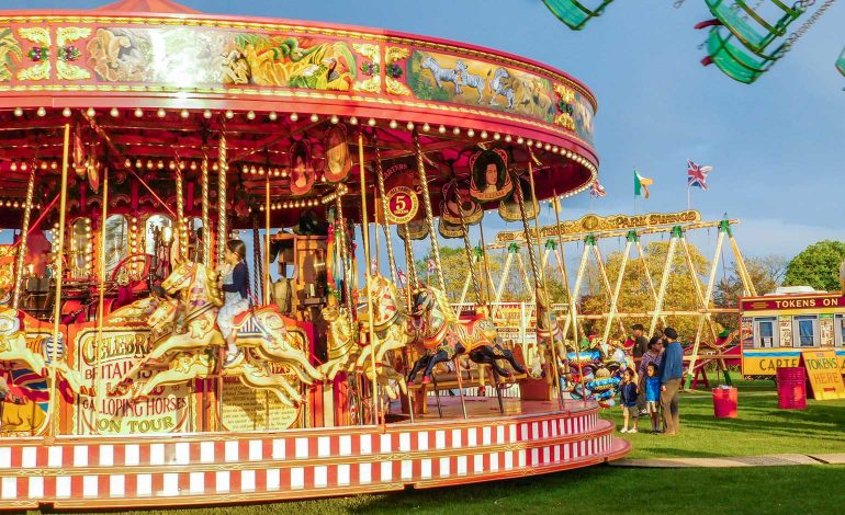 Residents Encouraged To Get Creative At The Carters Steam Fair In