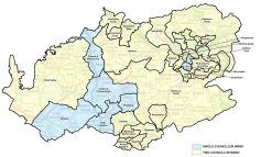 Final recommendations published for new ward boundaries across B&NES