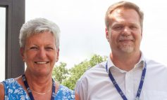 Two senior promotions announced at Dorothy House Hospice Care