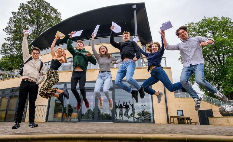 Grade increase 'real credit' to the hard work put in by A-Level students