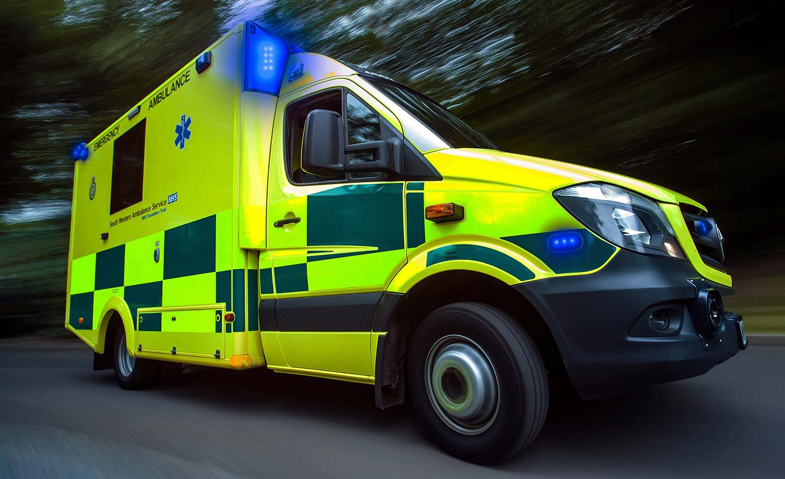 South Western Ambulance Service issues warning following hoax calls