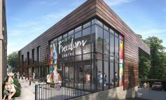 Construction begins on 500-seat auditorium at Freedom House in Bath