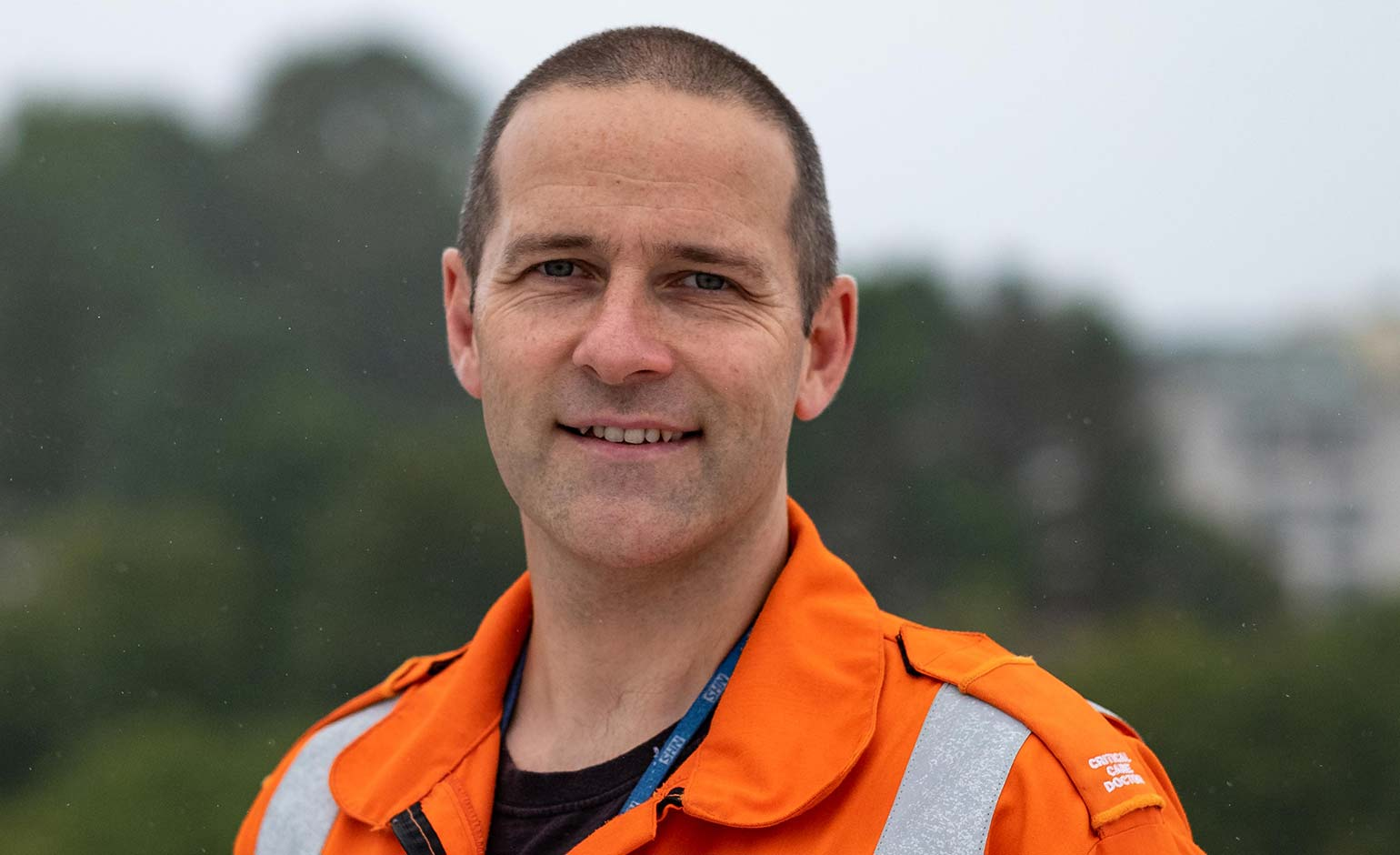 GWAAC Critical Care Doctor shortlisted in Air Ambulance Awards 2018