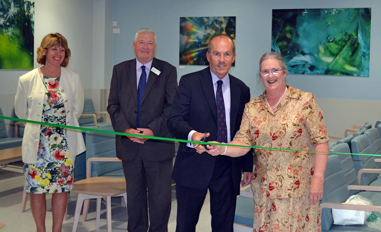 New state of the art Radiology Department opens at the RUH in Bath