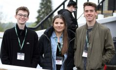 Student volunteers welcomed back to Bath City FC for the new season