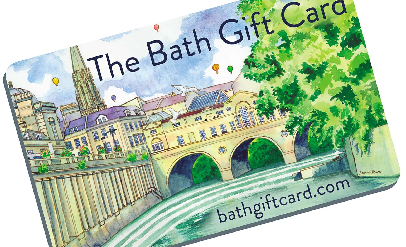 New Bath Gift Card launched to help boost local businesses and economy